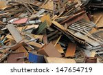 Wood Recycling Dump