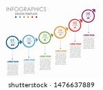 infographic design template... | Shutterstock .eps vector #1476637889
