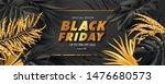 black friday sale background... | Shutterstock .eps vector #1476680573