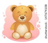 Cute Teddy Bear Children Toy...