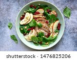 Spinach Salad With Grilled...