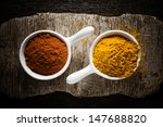spices background | Shutterstock . vector #147688820