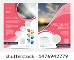 brochure or flyer layout... | Shutterstock .eps vector #1476942779