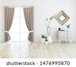 idea of a white empty... | Shutterstock . vector #1476995870