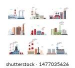 Industrial Complex  Factory...