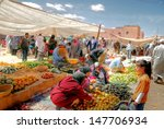 marrakech  morocco   april 5... | Shutterstock . vector #147706934