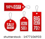 set of sale tags and labels ... | Shutterstock .eps vector #1477106933