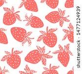 berries fruit vector strawberry ...   Shutterstock .eps vector #1477124939