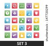 universal vector icons set 3