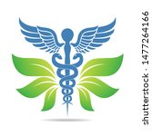 medical symbol created using... | Shutterstock .eps vector #1477264166