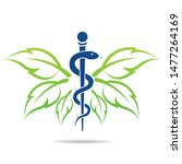 medical symbol created using... | Shutterstock .eps vector #1477264169