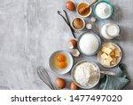Baking Ingredients  Flour  Eggs ...