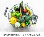 Fresh Organic Farm Vegetables ...