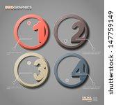 modern infographic  eps 10 | Shutterstock .eps vector #147759149