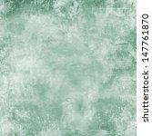 green paint background | Shutterstock . vector #147761870
