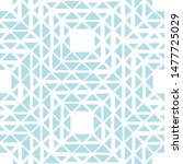 abstract geometric pattern for... | Shutterstock .eps vector #1477725029