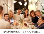 celebration  holidays and... | Shutterstock . vector #1477769813
