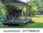 Rustic Old Homestead With A...