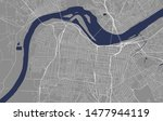 vector map of the city of...   Shutterstock .eps vector #1477944119