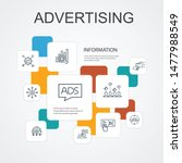 advertising infographic 10 line ...