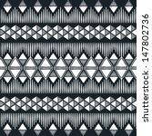 seamless geometric pattern ... | Shutterstock .eps vector #147802736