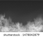 fog and smoke isolated on... | Shutterstock .eps vector #1478042879