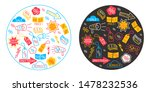 big icons set with most... | Shutterstock .eps vector #1478232536