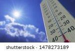 Air Temperature Drops To  40...
