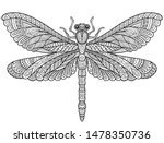Vector Coloring For Adults Wit...