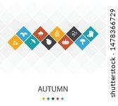 autumn trendy ui template...