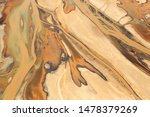 Aerial View Of Lake Natron In...