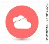 cloud vector icon . lorem ipsum ...