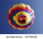 hot air ballooning colors | Shutterstock . vector #1478430