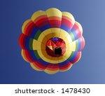 hot air ballooning colors | Shutterstock . vector #1478430