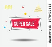 set of sale tags. sale ...   Shutterstock .eps vector #1478431613