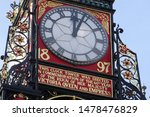 Eastgate Clock In Chester ...