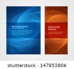 brochure business design... | Shutterstock .eps vector #147852806