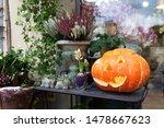 halloween set foe street...   Shutterstock . vector #1478667623