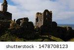 Castle Sinclair Girnigoe Ruins...