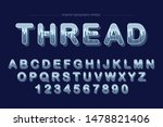 grey abstract artistic font... | Shutterstock .eps vector #1478821406