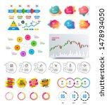 infographic elements. financial ...   Shutterstock .eps vector #1478934050