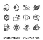 set of medical icons  such as... | Shutterstock .eps vector #1478935706