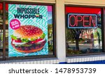 Impossible Whopper Poster...
