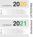 year 2020 and year 2021... | Shutterstock .eps vector #1479059483