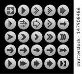 arrowheads icon | Shutterstock .eps vector #147908486