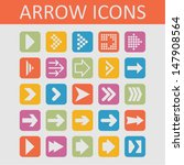 arrow icons for app