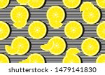 vector seamless background with ... | Shutterstock .eps vector #1479141830
