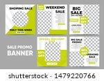 social media post banner design ... | Shutterstock .eps vector #1479220766
