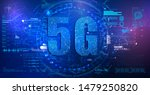 5g technology with circuit...