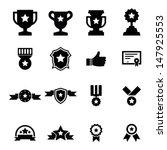 award icon | Shutterstock .eps vector #147925553
